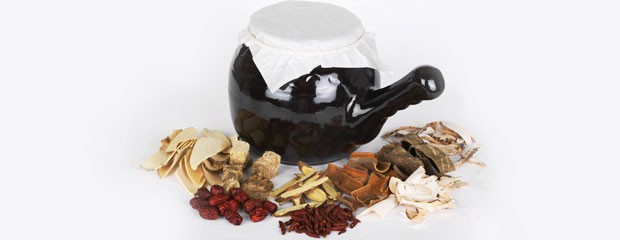 ingredients for a acupuncture | Shutterstock Nr. 118073413 | TongRo Images Inc